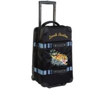 L.A.M.B. Wheelie Flight Deck Travelbag lamb black