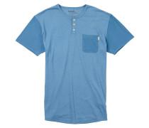 Mc Kinley Pocket T-Shirt blau