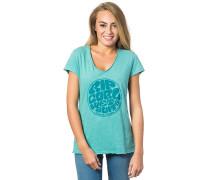 Sun And Surf Wetsuit T-Shirt blau