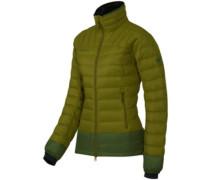 Kira In Fleece Jacket seaweed