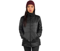 Solstice Insulator Fleece Jacket black