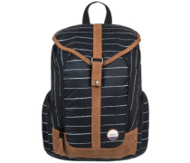 Ready To Win Backpack anthracite pencil stripe