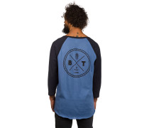 BT BxT Raglan T-Shirt blau