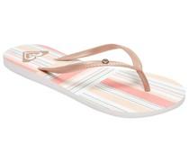 Bermuda Print Sandals pink