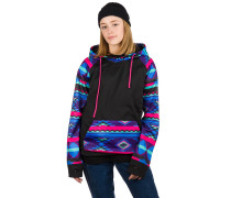 Frosty Riding Hoodie multi