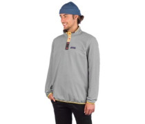 Micro D Snap-T Sweater feather grey