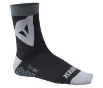 Riding Mid Socks grey