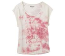 Dawn T-Shirt berry tie dye