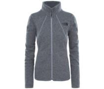 Crescent Fleece Jacket tnf medium grey heather