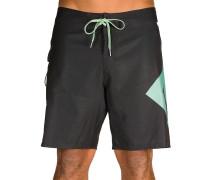Lanai 18 Boardshorts schwarz