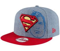 New Era Heather Face SUPERMAN Cap