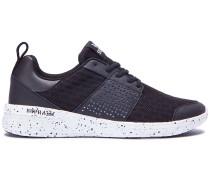 Scissor Sneakers schwarz