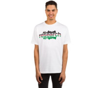 The Upside Down T-Shirt white