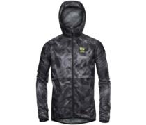 Vent Jacket black wood