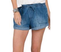 Sunday Strut Shorts blau