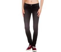 Sticker Jeans schwarz