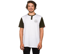 DC 7 Strikes henley T-Shirt
