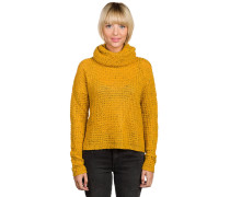 Lonesome Pullover gelb