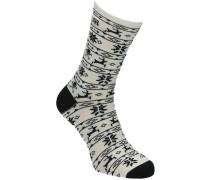 Ticker Sock 7-10 1Pk Socken weiß