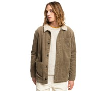 Wintery Corduroy Jacket