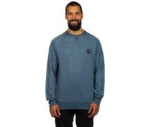 All Day Crew Sweater slateblue