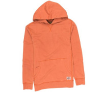 Wave Washed Hoodie burnt ginger