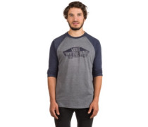 Otw Raglan T-Shirt LS navy heather