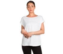Bell Stripe T-Shirt weiß