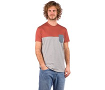 Block Pocket 0 T-Shirt