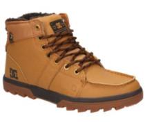 Woodland Shoes wheat