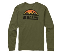 Fowler T-Shirt LS dusty olive