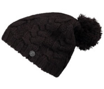 Sera Wool Alpaca Mix Beanie black out
