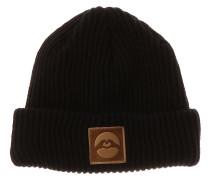 Style Logo Beanie schwarz