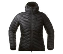 Slingsbytind Down Hooded Outdoor Jacket black