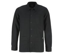 Kempton Hemd schwarz