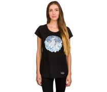 Night Mountain T-Shirt schwarz