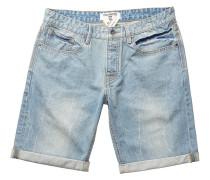 Straight Fifty 5 Pocket Shorts blau