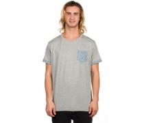 Marcel T-Shirt grey marl