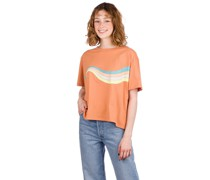 Psychedelic Slider Organic Easy Cut T-Shirt