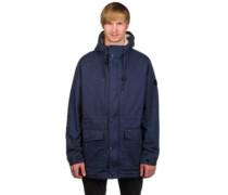 Goodstock Thermal Fishtale Jacket marina blue