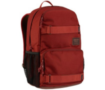 Treble Yell Backpack fired brick twill