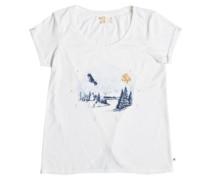 Mimi Jungle Eagle Mountain T-Shirt marshmellow