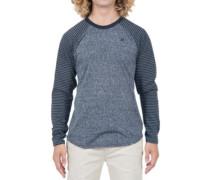 Austin Raglan T-Shirt LS black