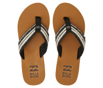 Baja Sandals black white