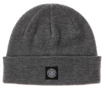 Worldwide Seal Beanie grau