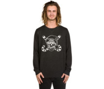 Van Doren Holidaze Pullover black heather