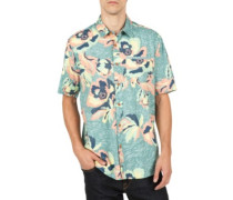 Cubano Shirt sea blue