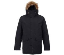 Garrison Down Jacket true black