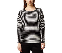 Jack'S Base Striped T-Shirt schwarz