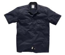 Slim Shirt dark navy